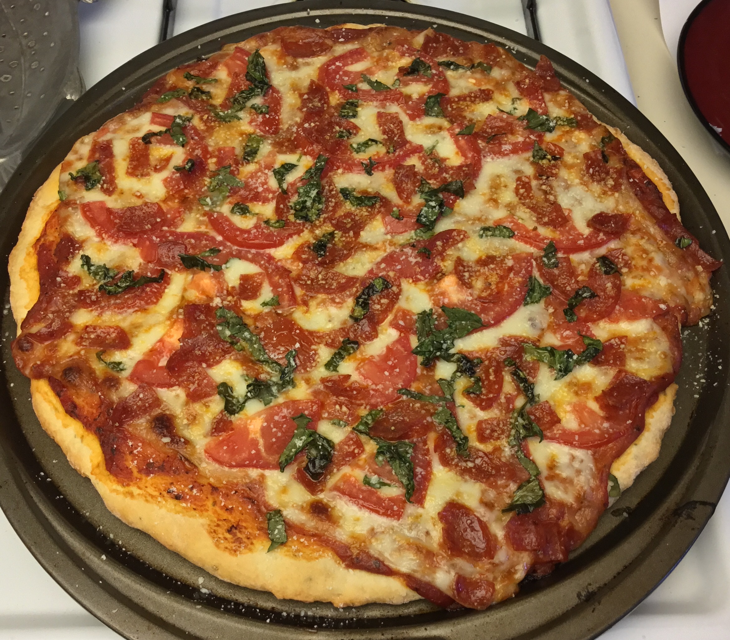 Quick & easy pizza sauce
